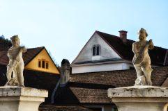 Messnerhaus mit der Erzherzog Johann-Dokumentation Thernberg