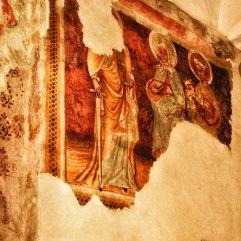 Fresken in der Pfarrkirche