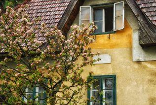 Altes Häuschen in Gramatl