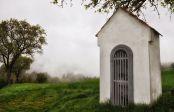 Thanner Kreuz auf dem Weg nach Kirchau —