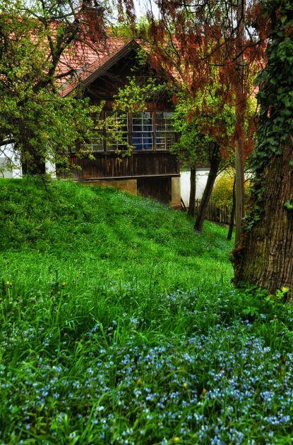 Alter Bauernhof in Molfritz