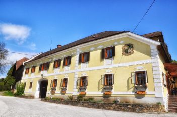 Das Gasthaus Buchegger