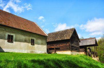 Bürgerspital, Schüttboden und Mühle