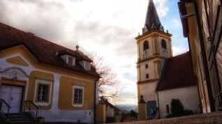 Barockes Juwel: Der Pfarrhof und die Kaplanei