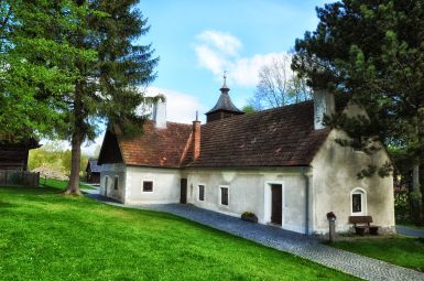 Das Bürgerspital aus dem Jahr 1571