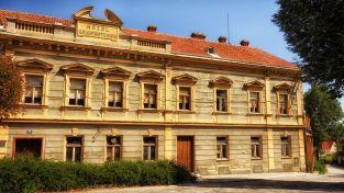 Das alte Hotel Rabensteiner