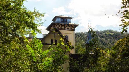"""Verstecktes Juwel: Die """"Hansen-Villa"""""""