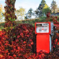 Tankstelle in Gschaidt