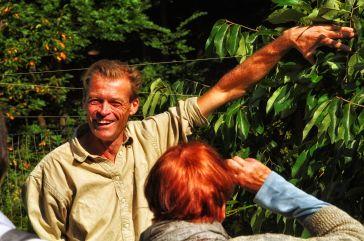 Lukas Heilingsetzer kennt jede Pflanze