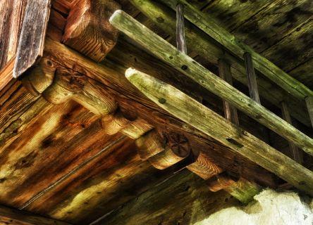 Schöne Details an alten Höfen