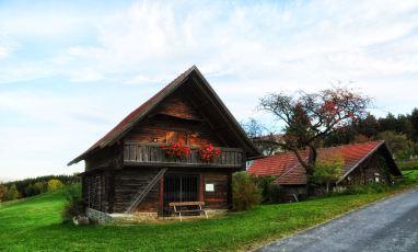Alte bäuerliche Baukultur