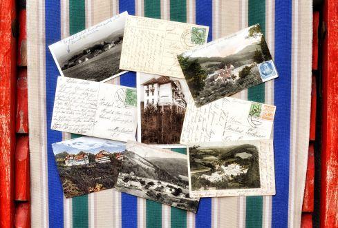 Neue alte Post aus der Sommerfrische