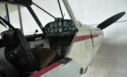 Der Pilotensitz…