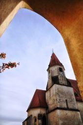 Die Pfarrkirche St. Vitus in Edlitz